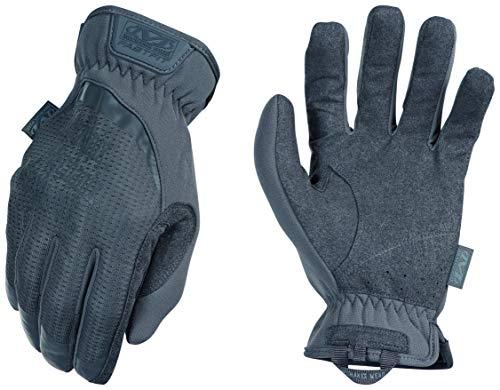 Mechanix Herren FastFit Tactical Touch Handschuhe, grau (Wolf Grey), Large