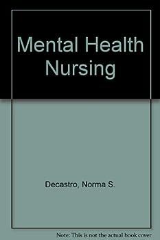 Paperback Mental Health Nursing Book