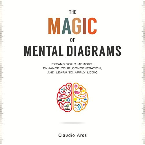 The Magic of Mental Diagrams: Expand Your Memory, Enhance Your Concentration, and Learn to Apply Logic (English Edition)