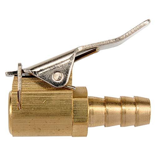 Yato yt-2371Reifenfüllnippel 6mm Messing Hebelstecker Ventilaufsatz Momentstecker Ventil Druckluft Reifen neu