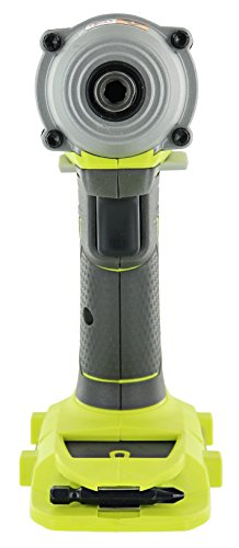 Ryobi P235 1/4 Inch One+ 18 Volt Lithium Ion Impact Driver with 1,600 Pounds of Torque (Battery Not Included, Power Tool Only)