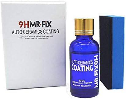 Mr-fix 9h Automotive Long-awaited Nanocrystalline 9H Ceram Sale item Coating