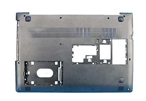 HuiHan Replacement for Lenovo Ideapad 510-15 510-15ISK 510-15IKB 310-15 310-15ISK 310-15ABR Bottom Case Cover