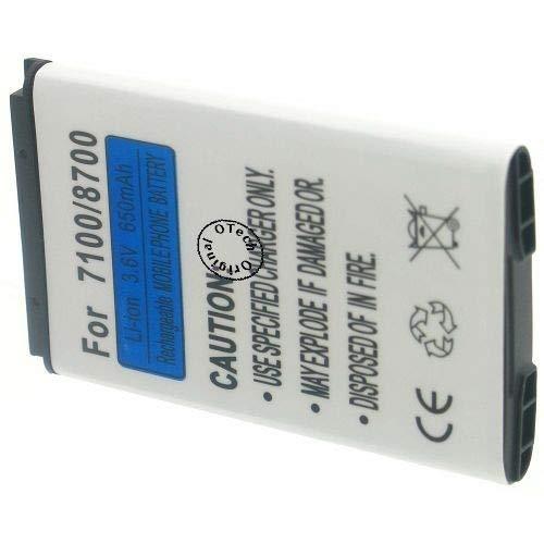 Batería de teléfono móvil para BlackBerry Curve 3G 9300