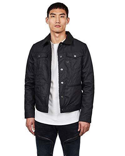 G-Star RAW Mens D-Staq Sherpa Slim Jacket