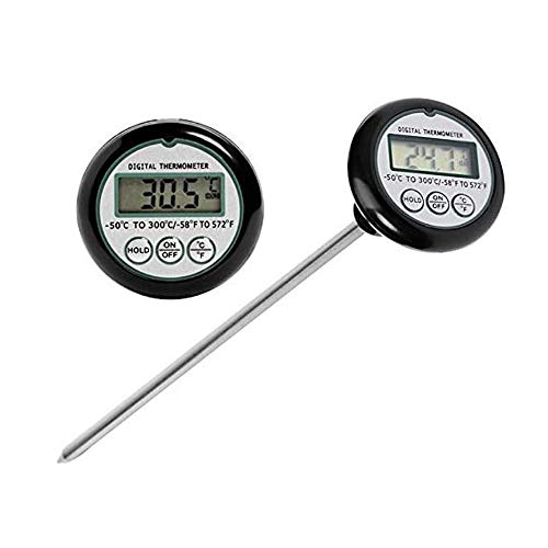 QIYUE Digital Barbecue Thermometer Kitchen Eten Thermometer for Oven Koken Bbq temperatuurmeters for vloeistoffen
