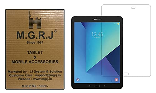 M.G.R.J® Tempered Glass Screen Protector for Samsung Galaxy Tab S3 9.7 SM-T820 SM-T825 / Samsung Tab S2 (T810 T813 T815 T819)
