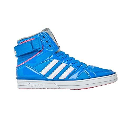 adidas Herren Sneaker, Blau/Weiß Größe: 5 UK