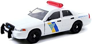 Jada 1/64 New Jersey State Police Ford Crown Vic