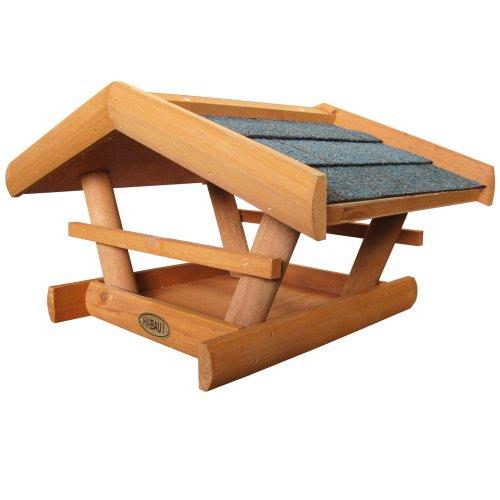 Habau Caseta de madera para pájaros.