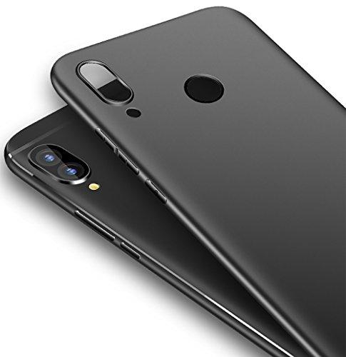 LAYJOY Funda Huawei P20 Lite, Funda Huawei Nova 3e, Carcasa Ligera Silicona Suave TPU Case de [Antideslizante] [Anti-Golpes] Caso Cover para Huawei P20 Lite/Huawei Nova 3e (2018) 5.84