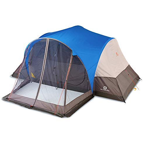 Outbound 8-Person Tent | Dome Tent for Camping with Screen Porch and...