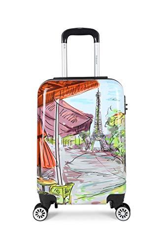 Decent Forenza Handbagage Koffer 55 Paris