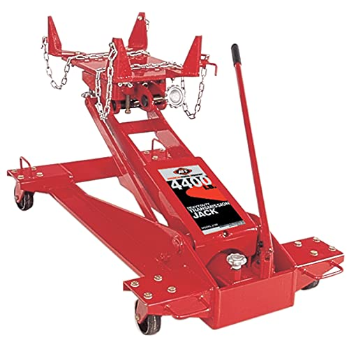 AFF Heavy Duty Truck Transmission Jack, 2 Ton (4,000 lbs) Capacity, 3180A