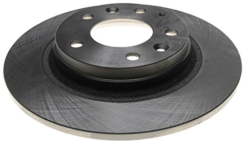 ACDelco Silver 18A1493A Rear Disc Brake Rotor