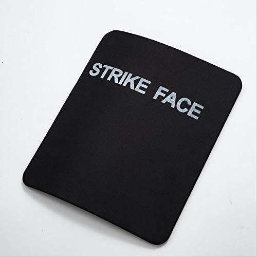 PPWW Stahlschutzplatte, Brustplatte, Schutzplatte, Keramikplatte, PE-Platte