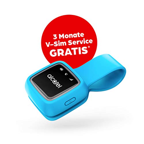 V-Bag movetrack by Vodafone - GPS Tracker, Standortermittlung von Taschen, Gepäck und Wertgegenständen