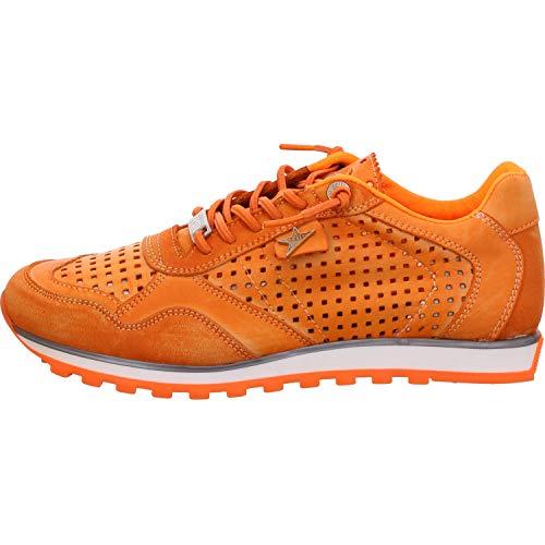 Cetti C-848 SRA - Zapatos de mujer para el tiempo libre, color naranja, color Naranja, talla 38 EU