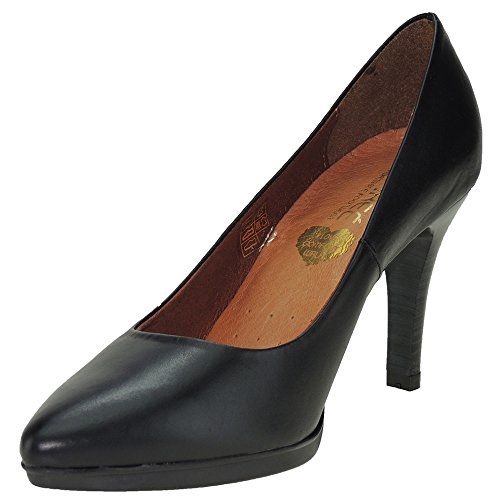 Desiree 1251N Zapato Salón Piel TotalFlex