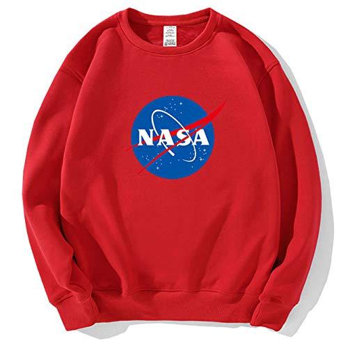 Hoodie Astronaut NASA trui los mannen en vrouwen liefhebbers herfst en winter trui