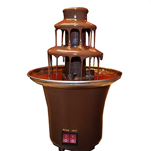 MTech - Fuente de chocolate