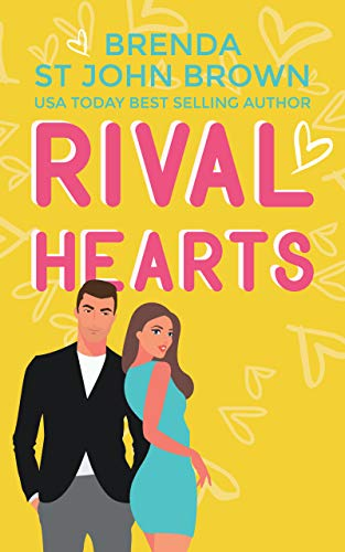 Rival Hearts: A feel-good enemies-to-lovers romance set in a cozy English village (Love on Tap Book 1) (English Edition)