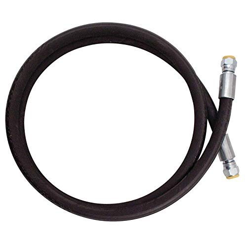 Best Bargain Professional Parts Warehouse Aftermarket Western 49467 Angle Hose 3/8 X 67 w/FJIC End...