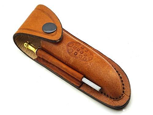 DMZ Taschenmesser Tasche Messerscheide Laguiole Messerhülle Messertasche (S0Gb)