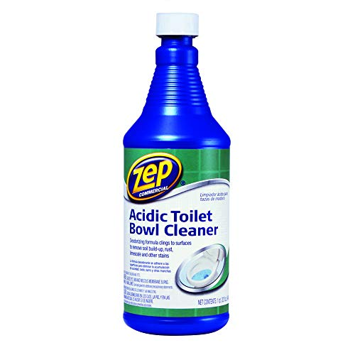 Zep Acidic Toilet Bowl Cleaner 32 ounce ZUATB32