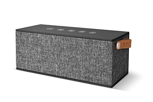 Fresh 'n Rebel ROCKBOX BRICK XL Fabriq Edition Concrete | Kabelloser Bluetooth Lautsprecher