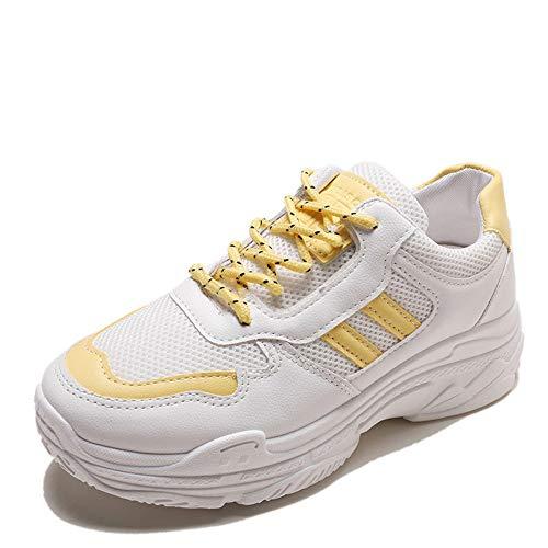 Dilnot Zapatillas para Mujer Aptitud Ligero Deportes Zapatos para Correr Zapatillas