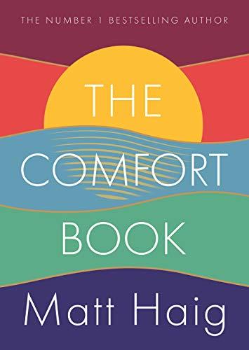 Buchseite und Rezensionen zu 'The Comfort Book: Matt Haig' von Matt Haig