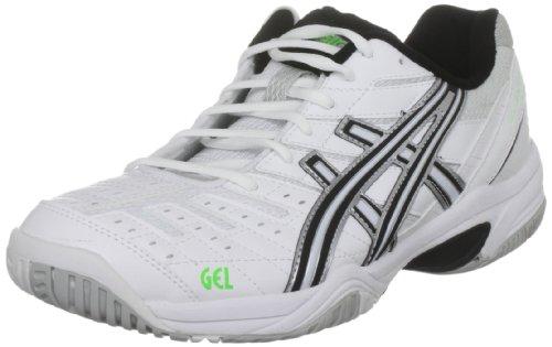 4digital Media Asia Gel Dedicate 2, Zapatillas de Tenis para Mujer, White/Black/Lightning, 40 EU