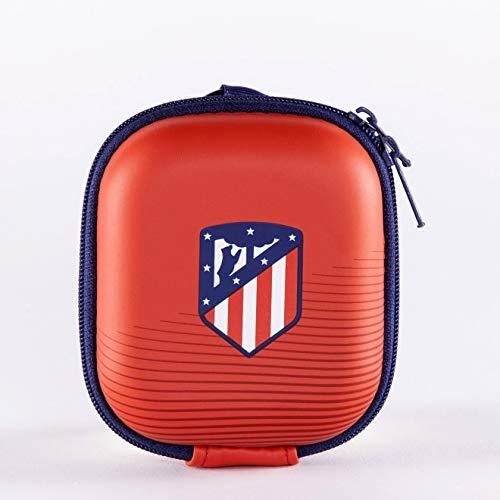 Funda Universal Atletico de Madrido para Airpods, Iwatch o smartbands, auriculares, cables, pendrives y mucho más.