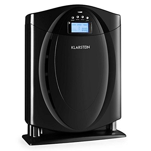 Ionizador Klarstein Grenoble color negro