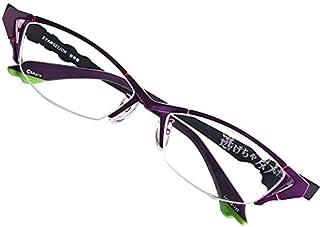 「エヴァンゲリオン」限定 コラボ 眼鏡 メガネ フレーム ブルーカット 伊達 PC EVANGELION