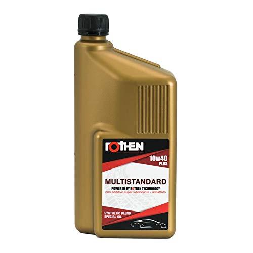 Aceite MultiStandard 10W40 Plus con aditivo superlubricante antifricción