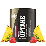 Complete Nutrition Elite Gold Amino Uptake, Strawberry Pineapple, Amino Acid Supplement, Increase Energy, Support Muscle Recovery, Beta Alanine, L Citrulline, 8.46 oz Tub (30 Servings)