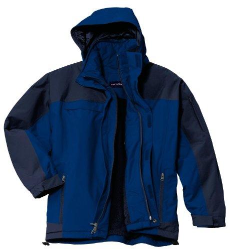 Port Authority® Nootka Jacket. J792 Regatta Blue/Navy 3XL