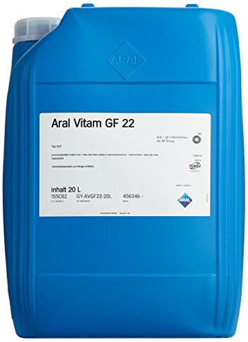 ARAL 155C82 Hydrauliköl Vitam GF 22 20L