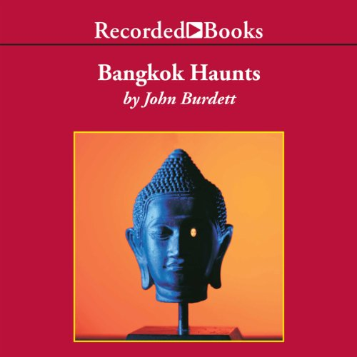 Bangkok Haunts audiobook cover art