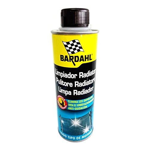Bardahl Fast Flush Nettoyant radiateur pour circuit de refroidissement de voiture