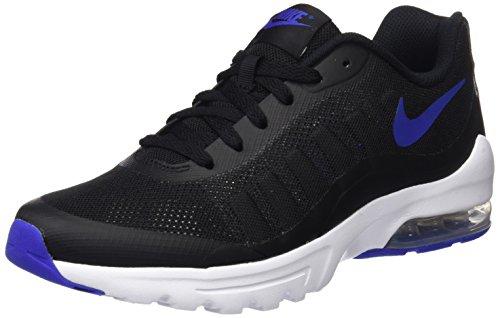 Nike Herren 749680 Sneaker, Mehrfarbig (Black/Paramount Blue/White), 44 EU