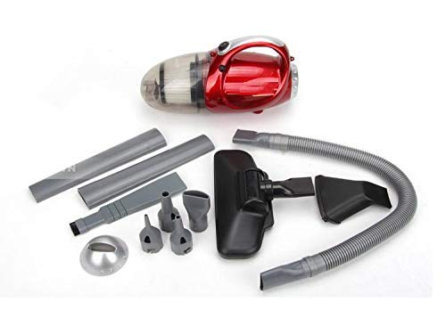BROGBUS Portable Multi-Functional Vacuum Cleaner for Home (JK-8), (220-240 V, 50 HZ, 1000 W)