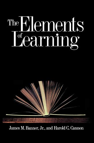 The Elements of Learning