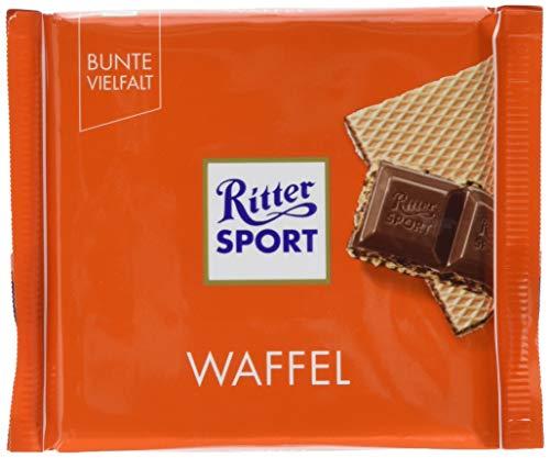 Ritter SPORT Ritter Sport Waffel, 100g
