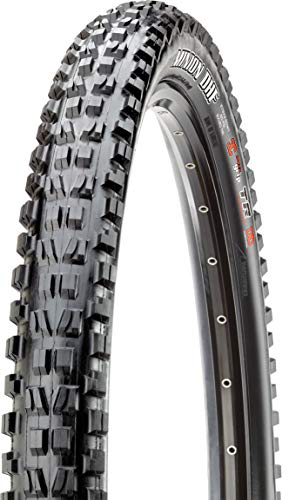 Maxxis EXO Dual Compound Minion DHF Tubeless Folding Tire, 26 x 2.3-Inch