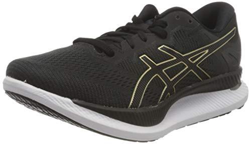 ASICS 1011A817-001, Zapatillas de Running Hombre, Negro, 44 EU
