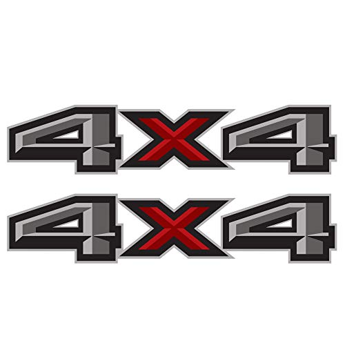 ford 4x4 decal - 3