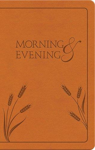 Morning and Evening: New International Version (Niv)
